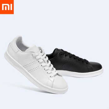 New Original Xiaomi FreeTie City Classic Leather Skateboard Shoes High Quality Comfortable Anti-slip Fashion Leisure Shoes - DISCOUNT ITEM  20 OFF Consumer Electronics