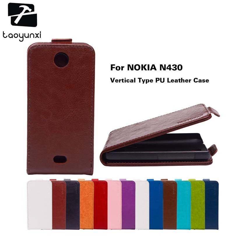 TAOYUNXI Flip Leather Mobile Phone Casess
