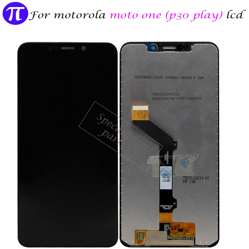 Super AOMELD 5.9 ''assemblage pour Motorola P30 Play xt1941 LCD pour Motorola pour Moto un écran LCD et écran tactile avec outils