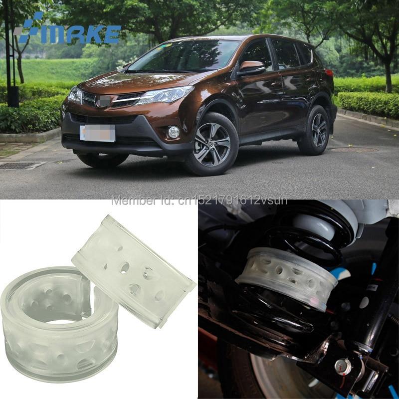 smRKE For Toyota RAV4 Car Auto Shock Absorber Spring Buffer Bumper Power Cushion Damper Front/Rear High Quality SEBS
