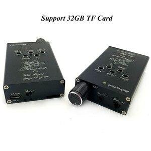 Image 4 - Reproductor de música MP3 HiFi portátil, versión nueva, Walnut V2S MP3, profesional sin pérdidas, G3 002
