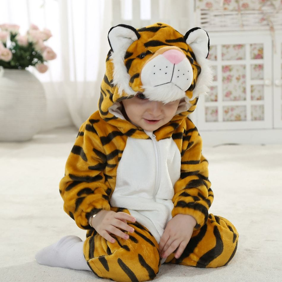 Baby Animal Rompers (6)