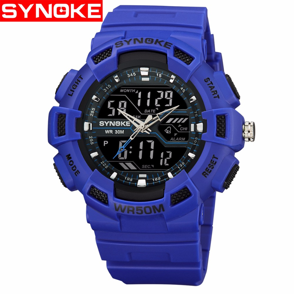 Military Sport Men Watch Outdoor Alarm LED Black Light Quartz Digital Wristwatches 50M Waterproof  Timer Army green pedometer heart rate monitor calories counter led digital sports watch fitness for men women outdoor military wristwatches