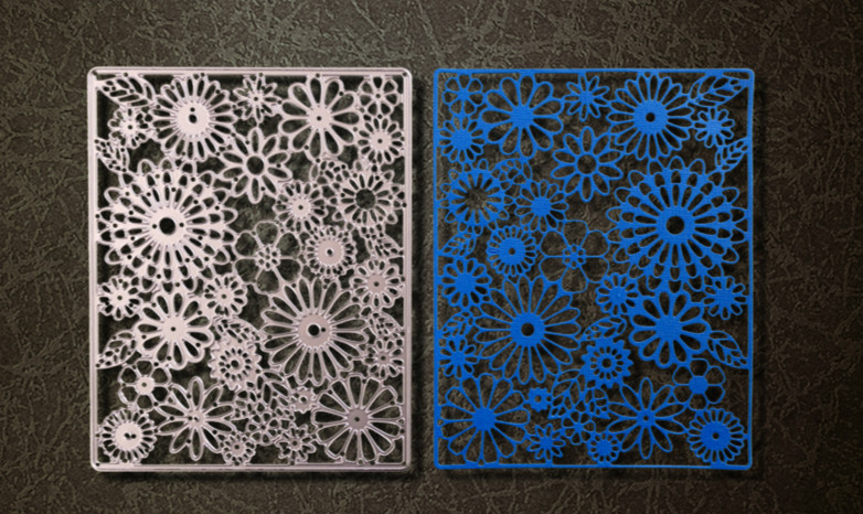 Metal Flowers Frame Cutting Dies Stencils for DIY Scrapbooking photo album Decorative Embossing DIY Paper Cards