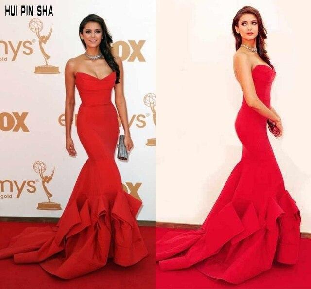 goedkope rode jurk