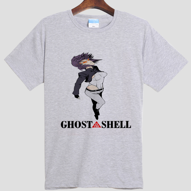 Ghost In The Shell Men T-Shirt