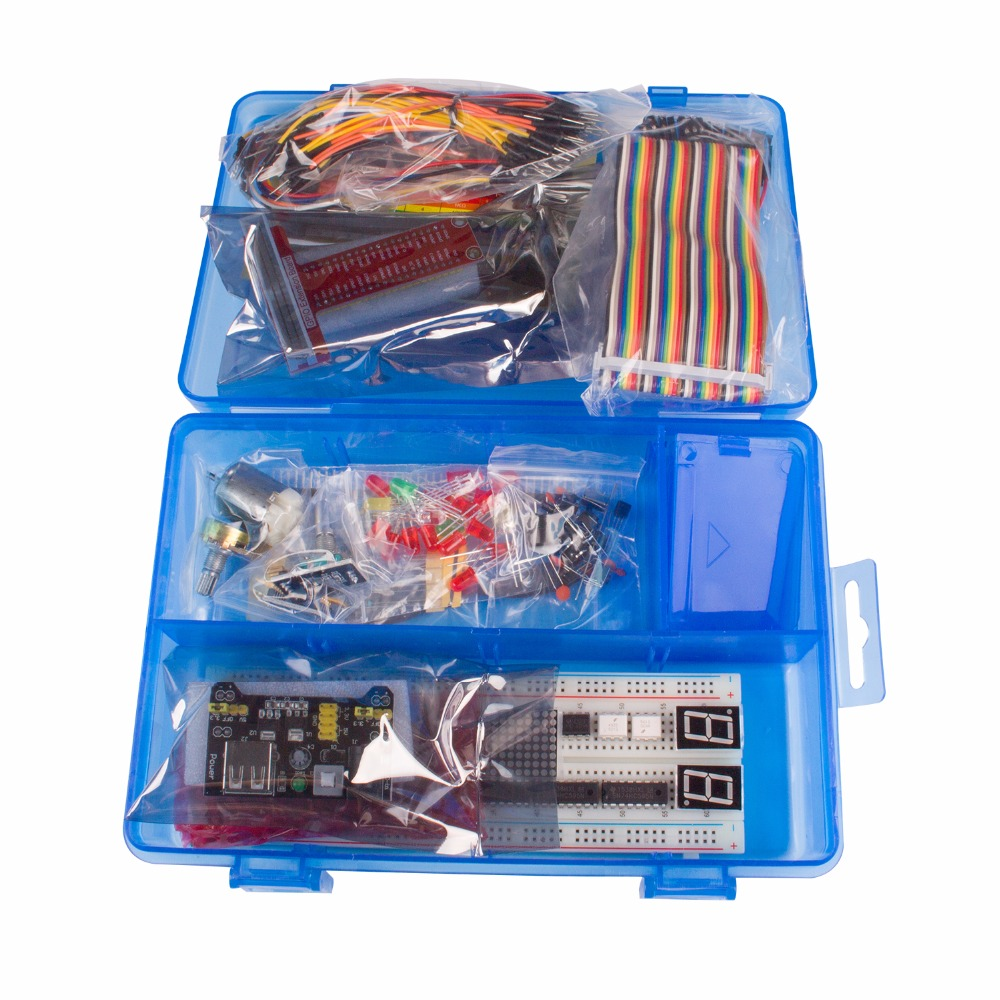 SunFounder Super Starter Kit V2 0 for Raspberry Pi 3 Model B 2 Model B and