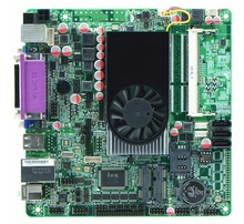 1037U Dual Core 22nm CPU/ 6*COM/Dual 24bit LVDS/DC 12V Power POS Industrial Motherboards/ ATM Motherboards/ Mini ITX