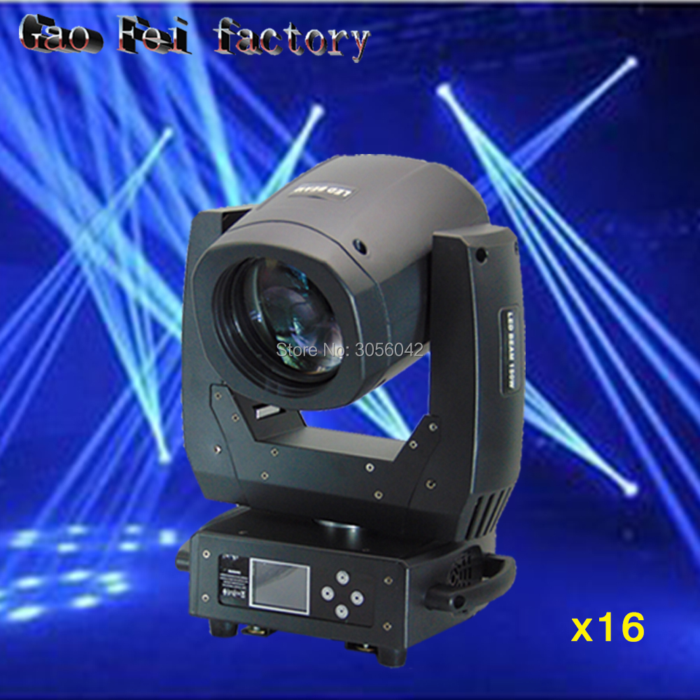 16PCS/LOT 150w beam spot zoom moving head led moving head led 8 prism Effects Dj Stage Light  for dance halls, KTV, PARTY16PCS/LOT 150w beam spot zoom moving head led moving head led 8 prism Effects Dj Stage Light  for dance halls, KTV, PARTY