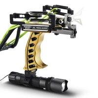 Slingshot Laser Elastic Hunting Fishing Slingshot Shooting Catapult Arrow Rest Bow Sling Shot Crossbow Bolt powerful slingshot