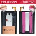 Allparts 100% testado bopge100 2840 mah 60g bateria li-ion bateria do telefone móvel para htc one m9 3.83 v peças de reposição