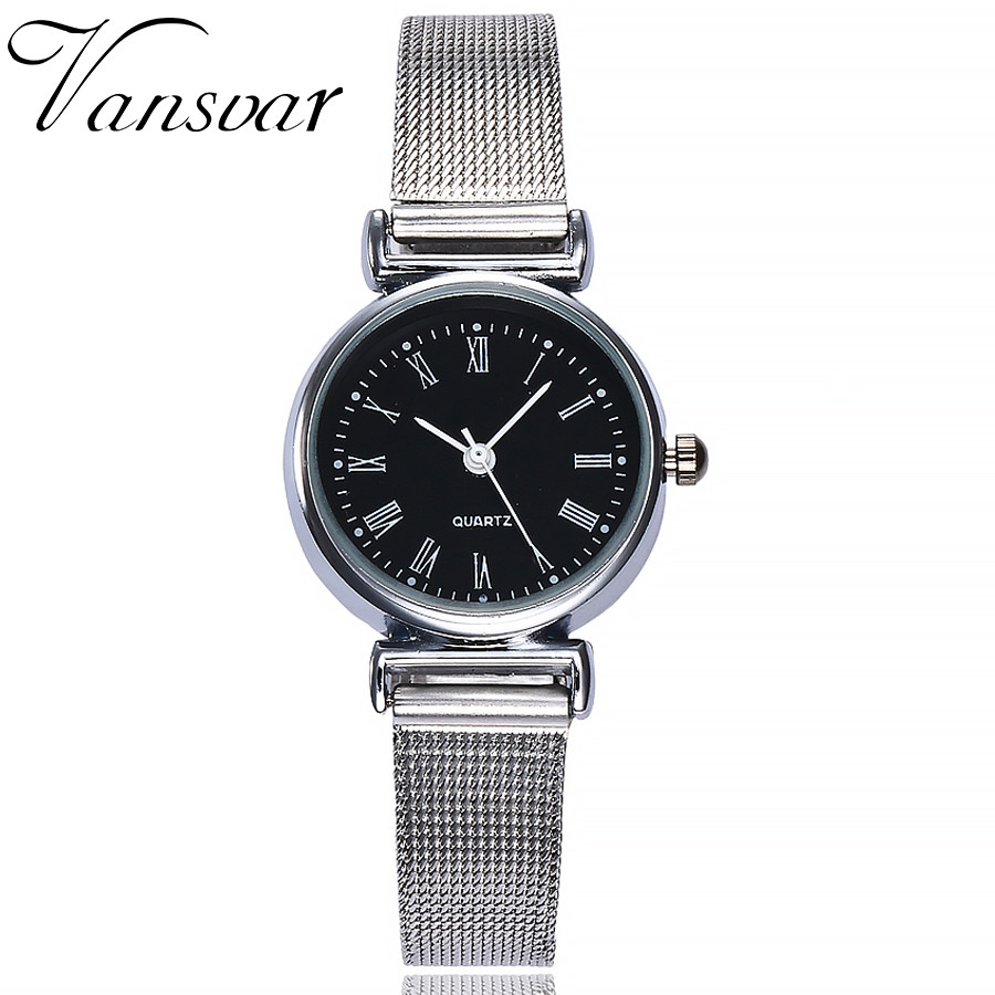 Women watches Fashion Mesh Band Creative Marble Wrist Watch Casual Women Quartz Watches dress clock Gift Relogio Feminino kol