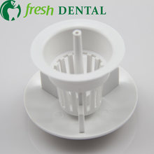 One PC Dental chair unit plastic drainage kit for spitton basin spittoon funnel dental spittoon filter Dental Valve SL1331(China)