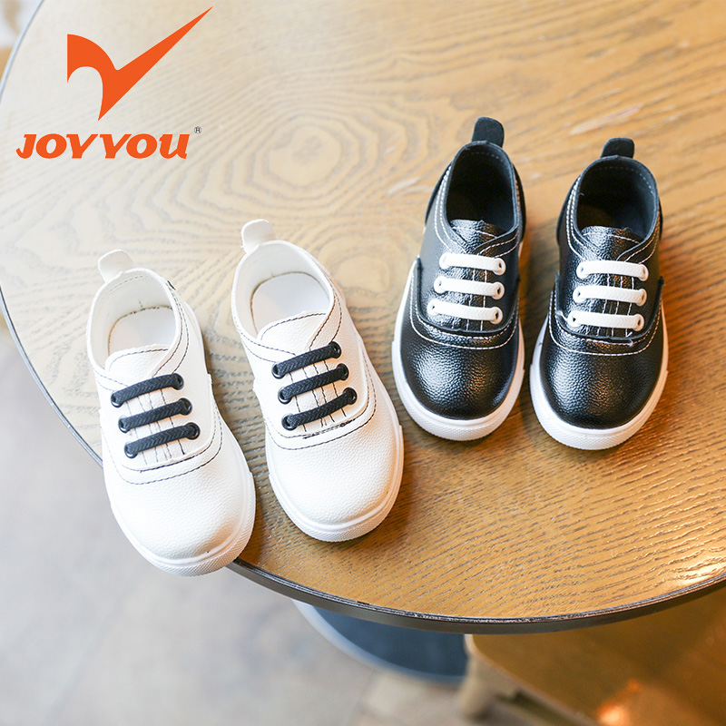 JOYYOU Brand Kids Shoes Boys Girls School Sneakers Children Teenage Footwear Baby Toddler For child Fashion Shoes Slip on Canvas hobibear classic sport kids shoes girls school sneakers fashion active shoes for boys trainers all season 26 37