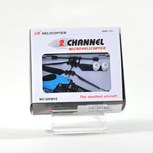 High Quality 2 Channel Professional Plastic Sensitive Shock-proof and Throw-proof Mini RC Helicopters Toys Best Gift Kids Toys
