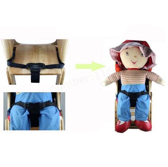 ბავშვის სკამი სეიფის ქამარი ბავშვის სასადილო მაგიდა ბავშვის ტრიციკლი ბავშვის გასეირნება სასადილო სკამი ბაფთით buggiest სამი წერტილი უსაფრთხოების ღვედი