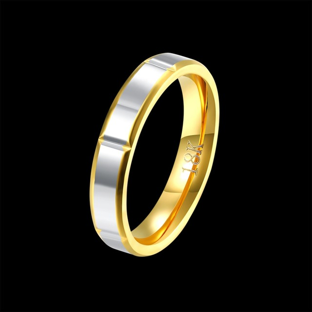 Quality Wedding Ring Las Jewelry Female Gold Round Foreign Trade R228 European And American