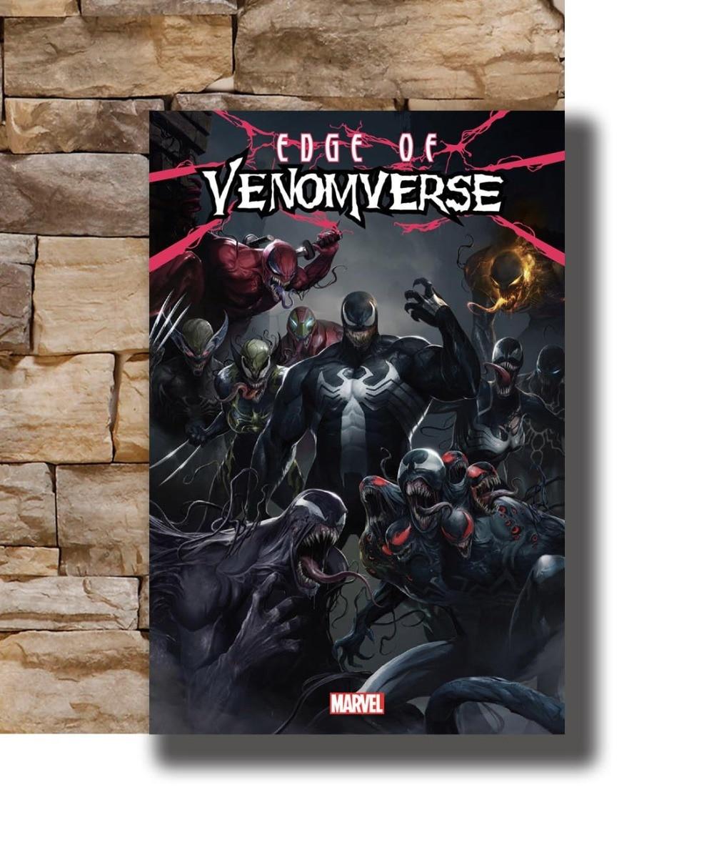 Venom Movie Tom Hardy 2018 Marvel Art Canvas Poster 8x12 12x18 inch
