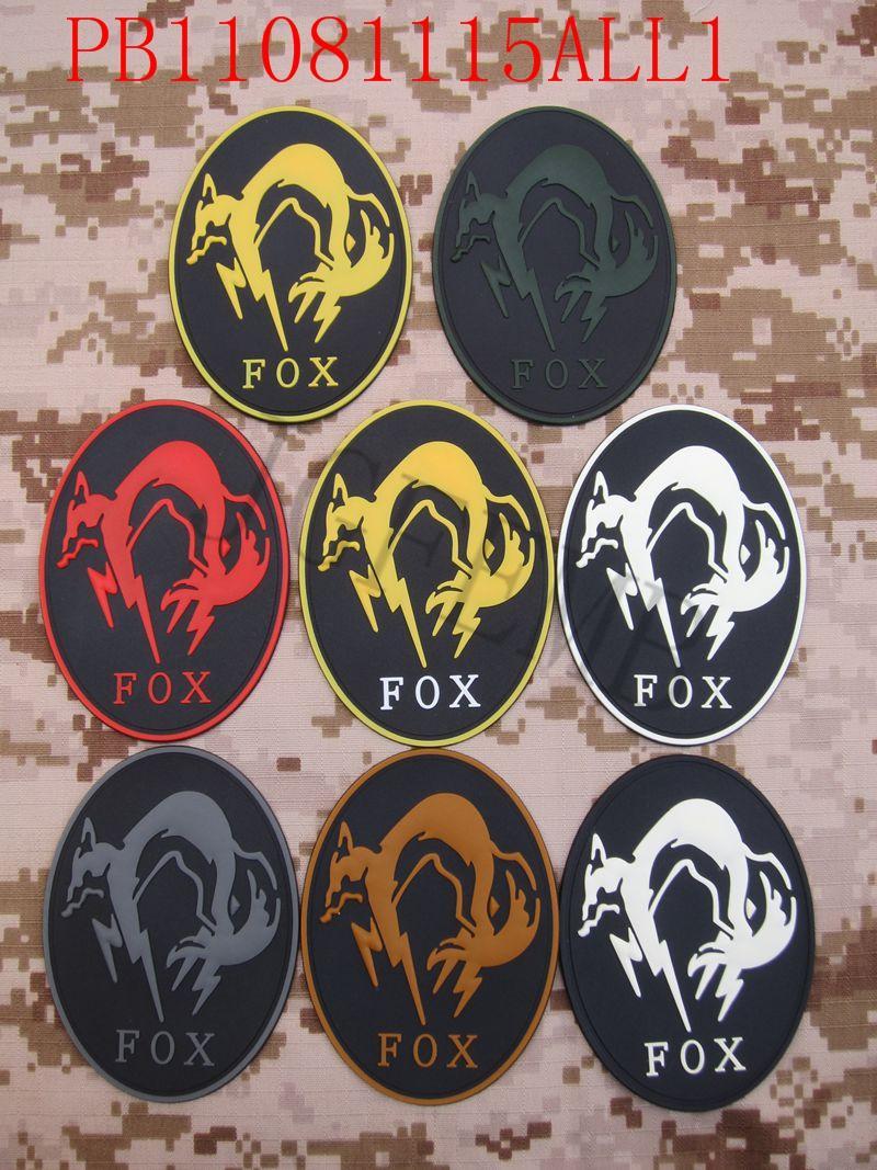 MGS Ghost FOX Moral Taktik 3D - Kunst, Handwerk und Nähen - Foto 1