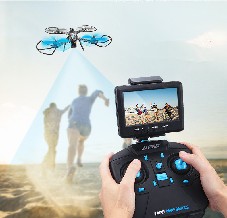 2017 new professional rc font b drone b font X1G 5 8G FPV With 600TVL Camera