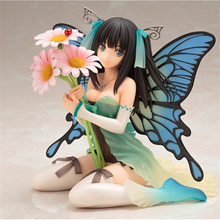 Haocaitoy Figure Toys 4-Leaves Tony Anime Action Figures Daisy Dolls 1/6 Scale PVC Model Toys Swimwear For Collecting Gift 14cm haocaitoy figure toys 4 leaves tony anime action figures daisy dolls 1 6 scale pvc model toys swimwear for collecting gift 14cm