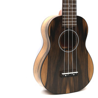 Afanti Music 21 inch small Guitar / Walnut / 21 inch Ukulele (DGA 112)