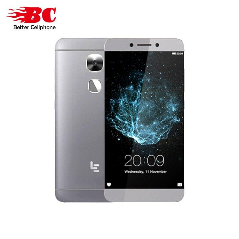 Original LeTV Le2 x522/X526 Android 6.0 Snapdragon 652 Octa Core 1.8GHz 1920*1080 3000mAh 16.MP Mobile Phone RAM 3GB ROM 32GB