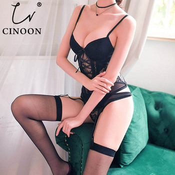 Women's sexy underwear Elasticity Corset Lace up Back Sexy Body Bustier Overbust With Straps Belt Breathable Fabric Lingerie