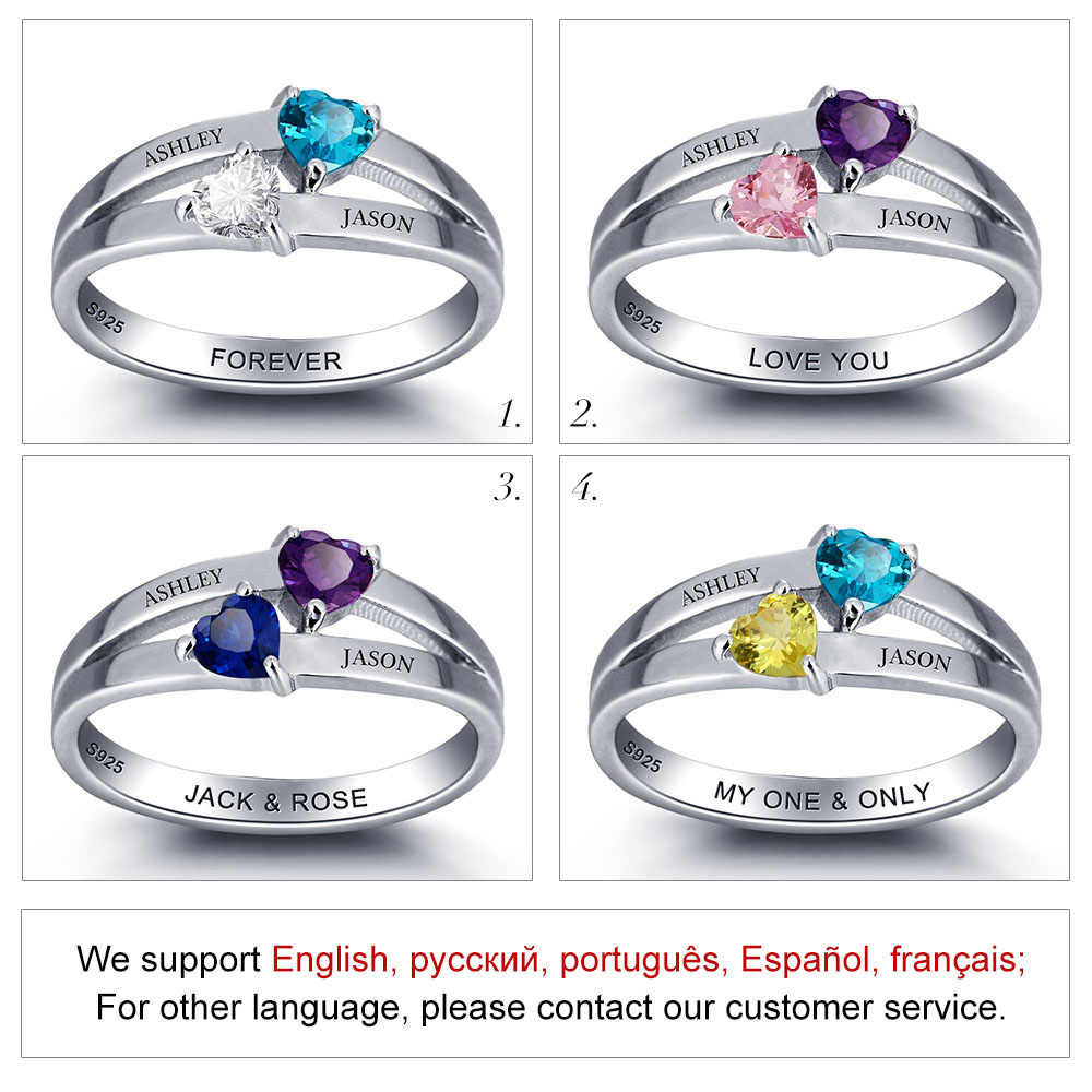 5fac23ca0c Detail Feedback Questions about Personalized 925 Sterling Silver ...