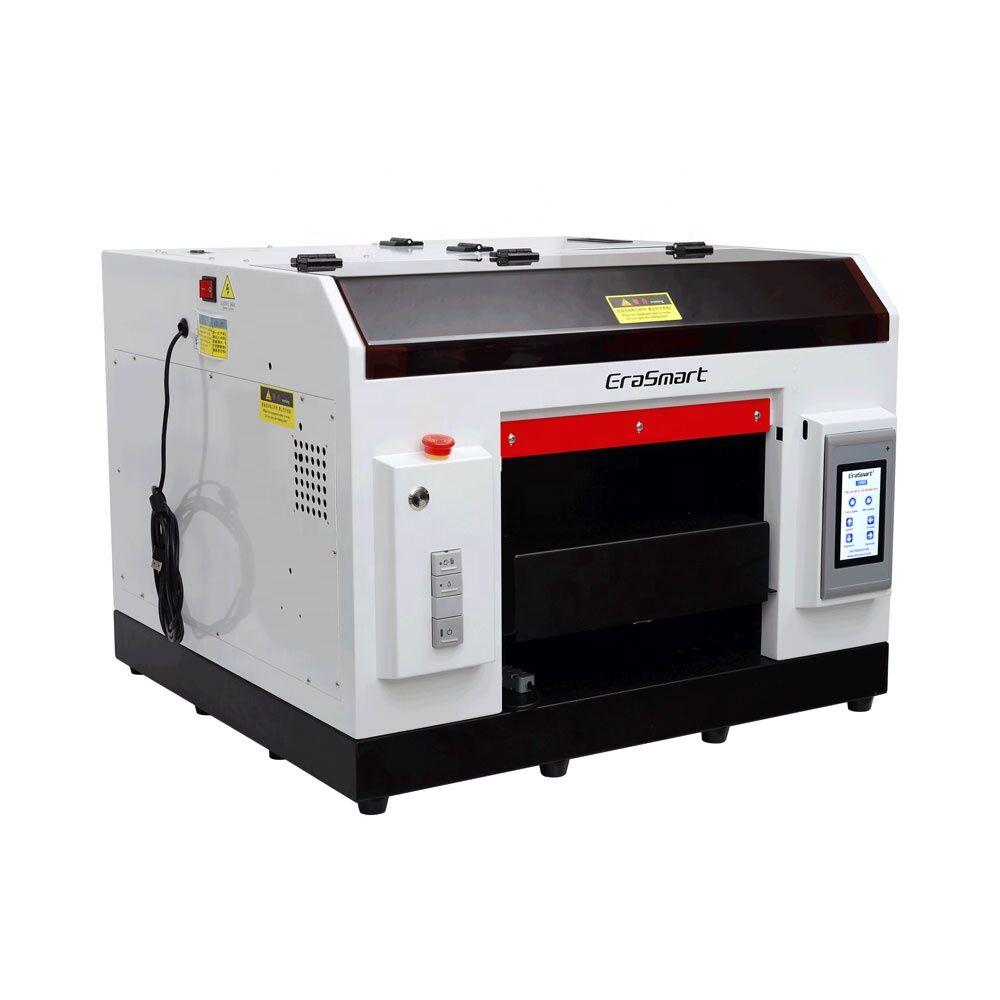 Imprimante Uv vernis à effet 3D imprimante Uv pour couverture de téléphone A3 imprimante machine