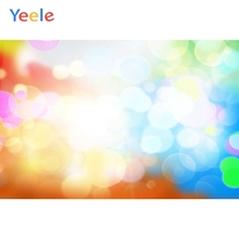 Yeele Bright Light Bokeh Baby Portrait Show Party Decorations Photography Backgrounds Photographic Backdrops For Photo Studio bright baby blankies