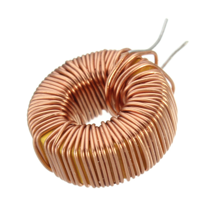 1Pcs 33UH 3A Toroidal Wound Inductor Nude Inductance