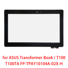 Touch Panel for ASUS Transformer Book / T100 / T100TA FP-TPAY10104A-02X-H(Black) motherboard for asus transformer book t100 mainboard t100ta 64gb tablet pc original board 100% test free shipping