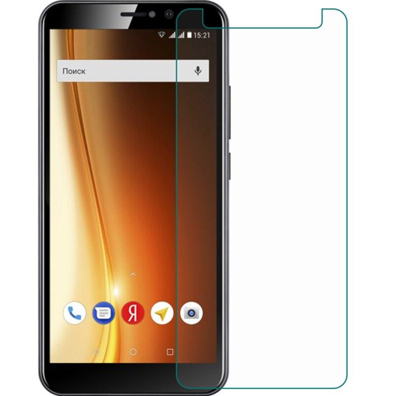 Купить Смартфон 9 H закаленное стекло для Fly Life Play 5,45