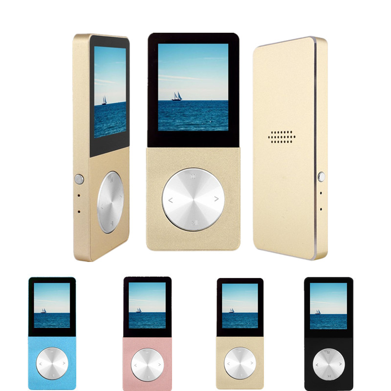FGHGF Alloy mp3 music player Lossless HiFi MP3/ mp4 player 8GB mini Portable Audio Player FM Radio Ebook Voice Recorder mp4 музыка mp3 yescool mp3 music player lossless noise reduction обучение high definition screen card mp4 sports portable walkman 8gb x2 rose gold