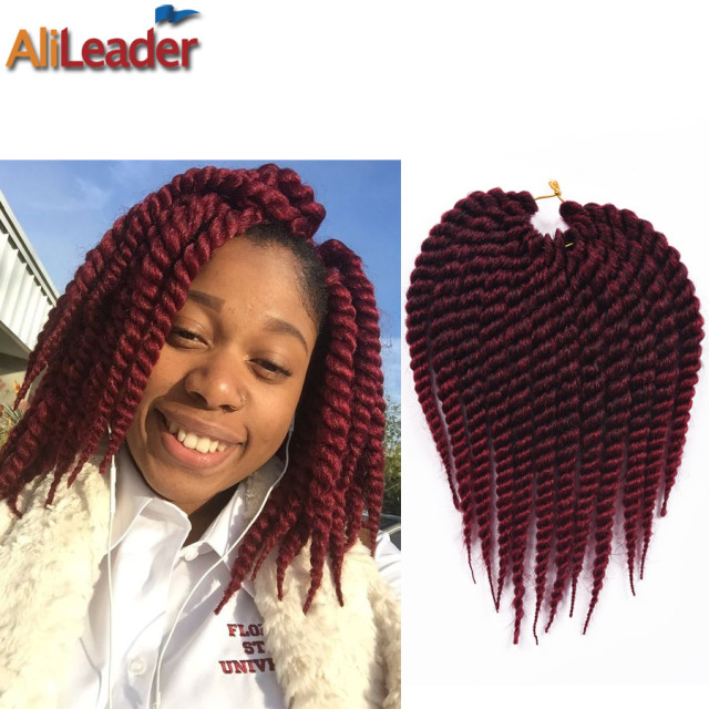 Crochet Braids Pack : Mambo Twist Crochet Box Braids Hair 75G/Pack Freetress Crochet Braids ...