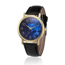 Vintage Retro Design Leather Band Watches Women Ladies Wristwatches Analog Alloy Quartz Wrist Watch Men Clock Christmas Gift