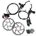 Электровелосипед электровелосипеда рычаг управления питанием дисковый тормоз Гидравлический велосипедный тормоз