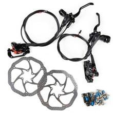 Ebike велосипед electricy power control shifter дисковый тормоз Гидравлический велосипедный тормоз