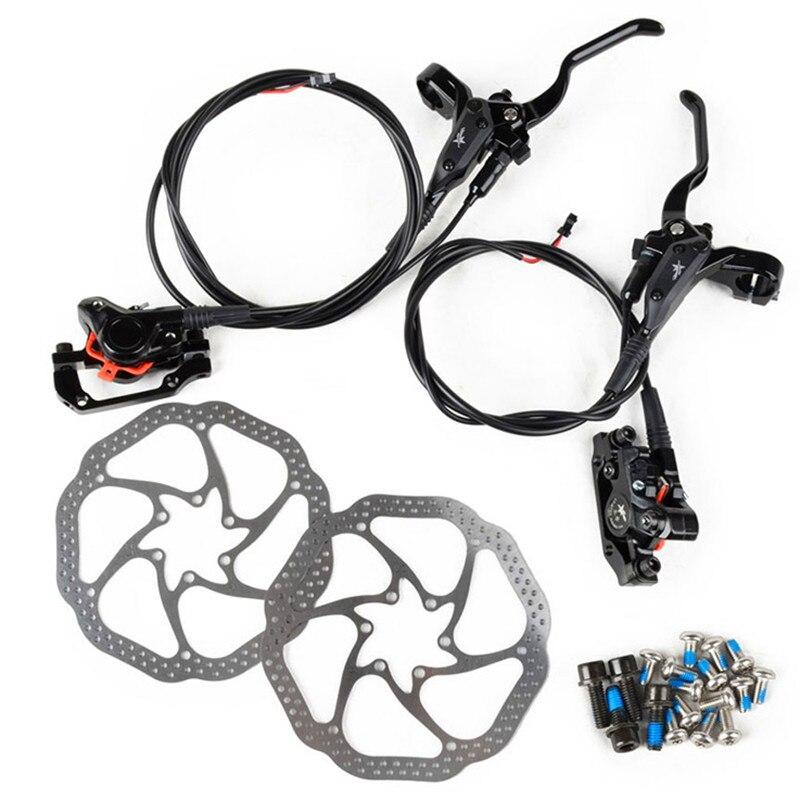 Ebike vélo électrique contrôle de puissance manette de vitesse frein à disque frein de vélo hydraulique