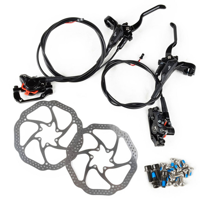 Ebike Bike Electricty Power Control Shifter Disc Brake Hydraulic Bicycle Brake