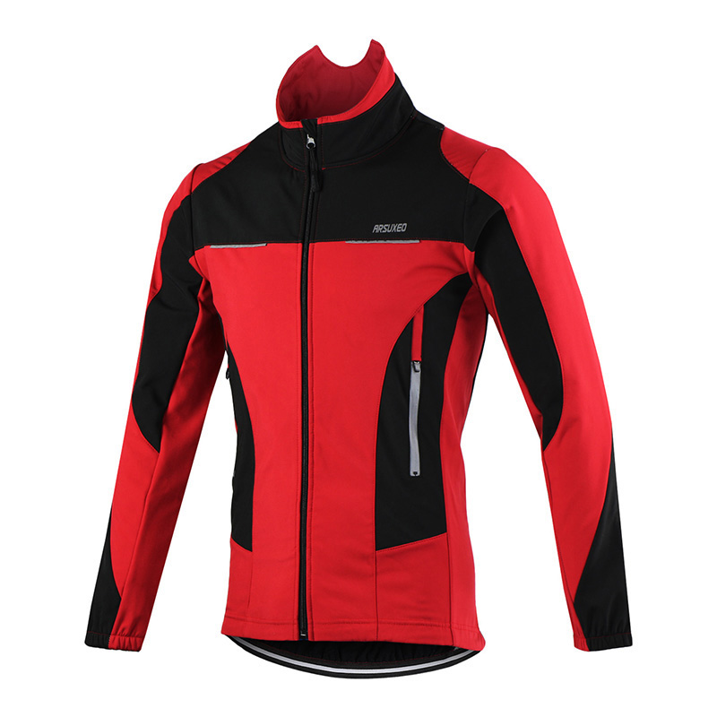 Aliexpress.com : Buy ARSUXEO Thermal Fleece Cycling Jacket ...
