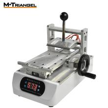 цена на M-Triangel 7 inch Polarizer Remover 200W LCD OCA Glue Removing Machine For LCD Refurbish Iphone 6S 6 7S Xiaomi Huawei Phone
