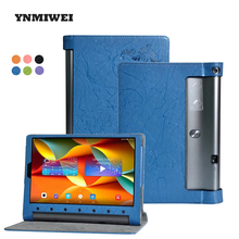 A Case For Tablet For Lenovo Yoga Tab3 Plus 10.1 Inch Pu Leather Tablet Protective Case Cover Dirt-resistance Cover For Lenovo