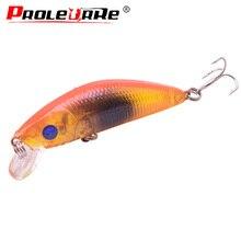 Lure Wobbler Swim-Bait Minnows Laser-Fish-Suspension Artificial-Crank Bass Proleurre