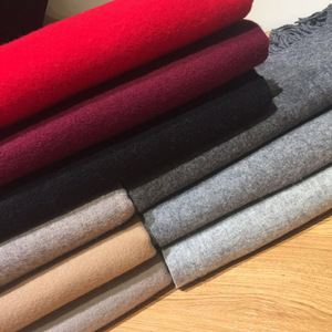 Image 4 - luxury brand Winter scarf 100% wool cashmere shawls bandana women scarf  fashion and wraps gray men scarf poncho pashminas