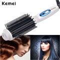Fast Rotating Ceramic Curling Iron Brush Hair Straightener Comb Hair Curler Roller Hair Straightening Iron Brush Styling Tool42