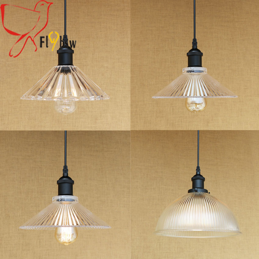 Vintage glass pendant lights,dia 25/30cm 3 styles clear glass lampshade nordic hanging lamp for restaurant cafe bedroom lightingVintage glass pendant lights,dia 25/30cm 3 styles clear glass lampshade nordic hanging lamp for restaurant cafe bedroom lighting