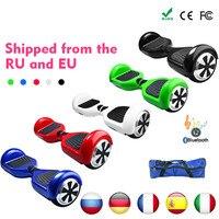 Склад ЕС Ховерборд электрика за бортом электрика электрический скутер Patineta электрика Trotinette электрика Giroskuter