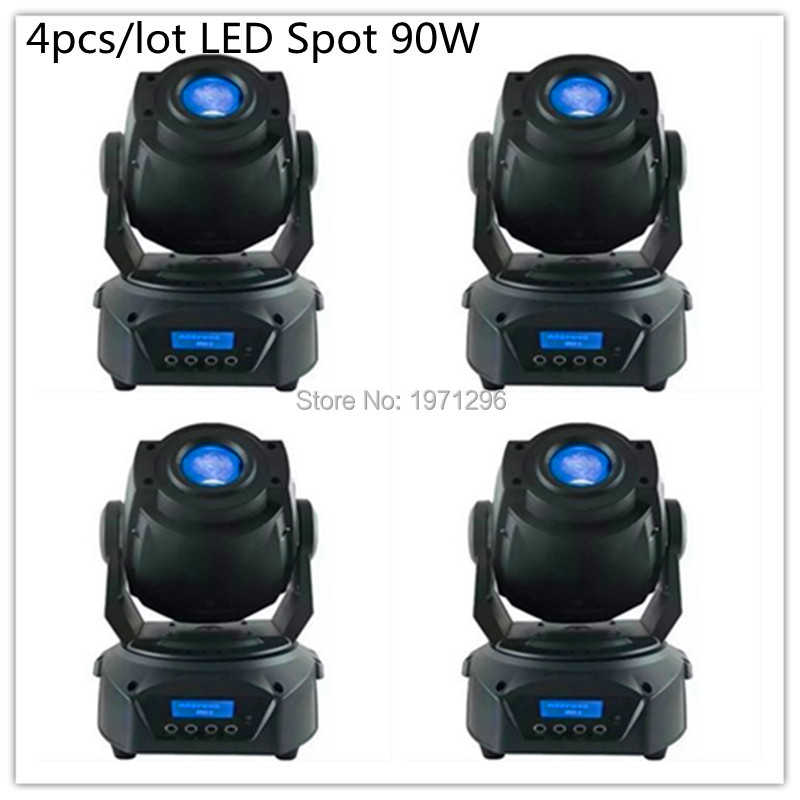 4pcs/lot Fast&Free shipping 90w spot led moving head light led 90w spot stage dj movinghead equipment hsp 02023 clutch bell double gears 1p rc 1 10 scale car buggy original parts